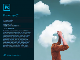 Adobe PhotoShop CC 2019 Lite v20.0.6 精简版