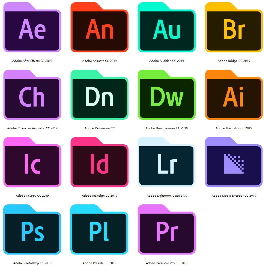 Adobe CC 2019 For Mac